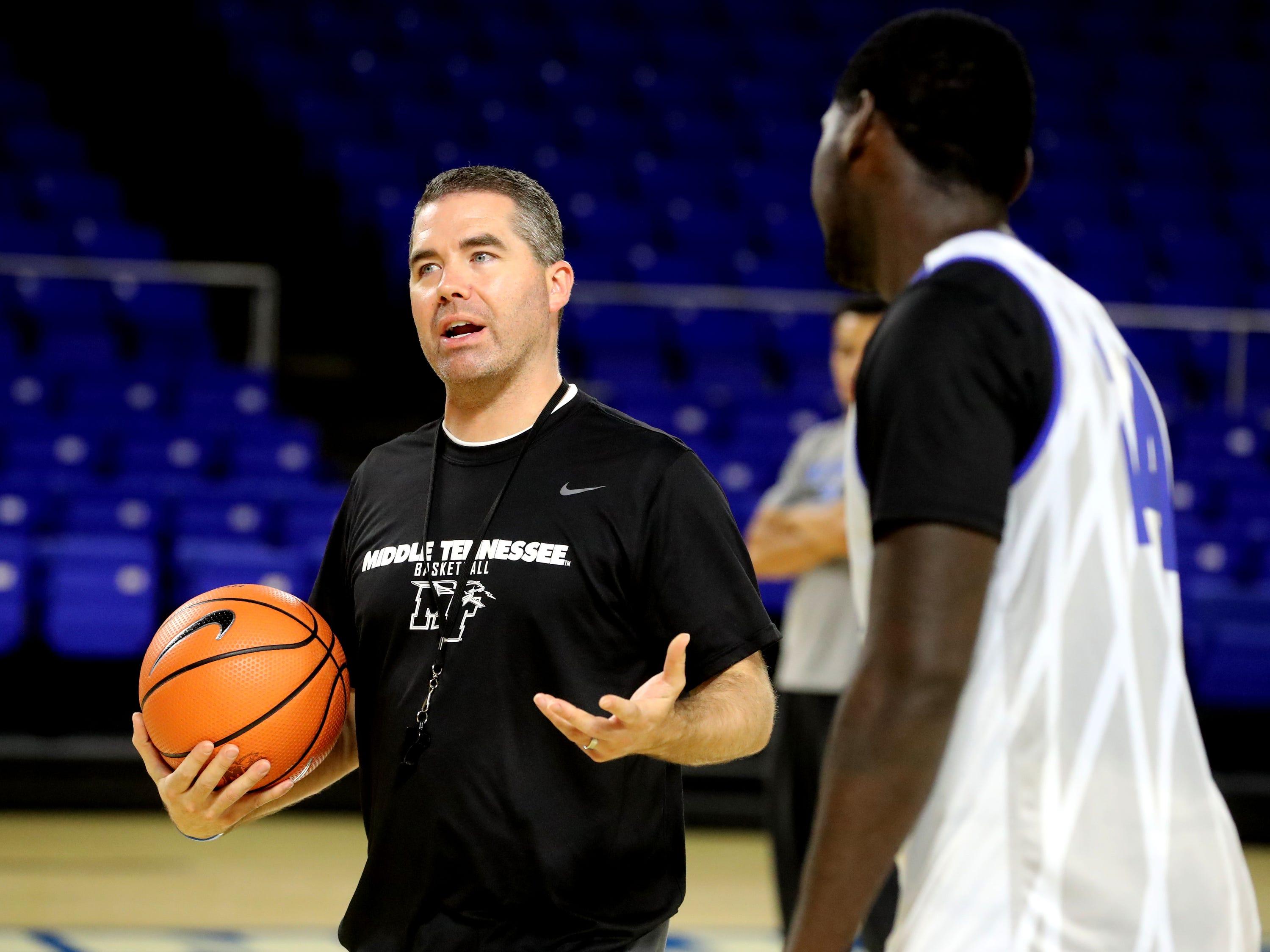How MTSU coach Nick McDevitt dealt with a tumultuous first few months