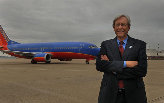 Rob Wigington is the former president and CEO of the Metropolitan Nashville Airport Authority.