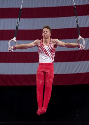 Adam Wooten, 17, of Kingston Springs, was the sole gymnast from Tennessee to qualify for and compete in the 2018 U.S. Gymnastics Championships in August in Boston.