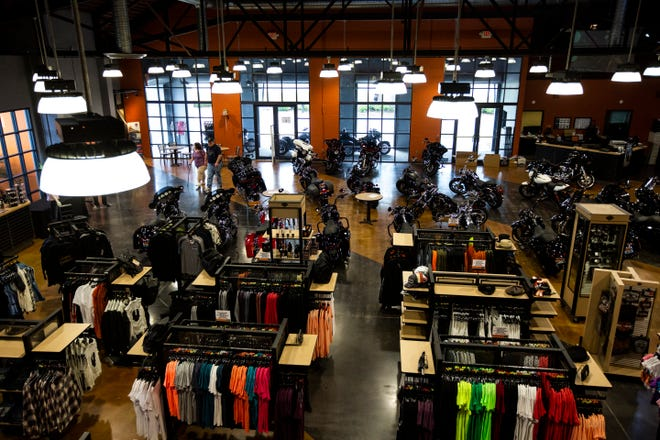 After 18 years, Naples Harley Davidson will close and move to Six Bends Harley-Davidson in Fort Myers. Shop employees were told about the consolidation last week. Some of them, as well as loyal customers,  were shocked. Saturday, Sept. 29, 2018, will be the North Naples store's last day.