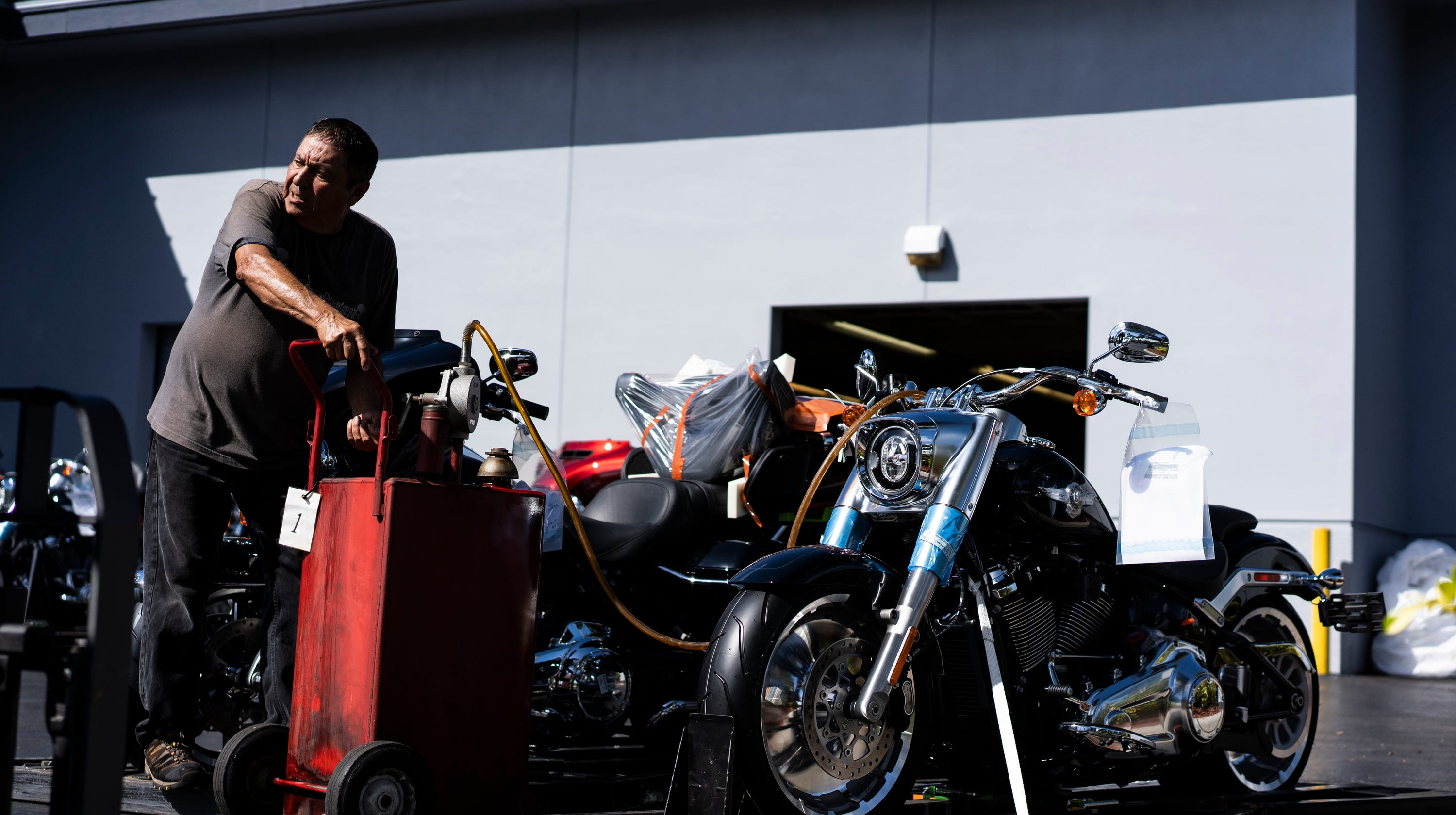 Naples Harley Davidson To Close Saturday Move Into Fort Myers Store