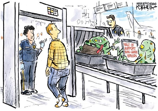 Airport Cartoon 152 215958