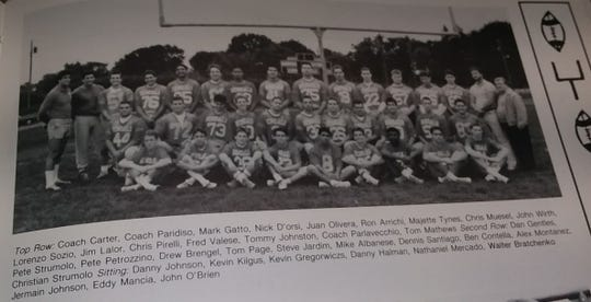 The 1988 Bloomfield football team that ended a 40-game winless streak.