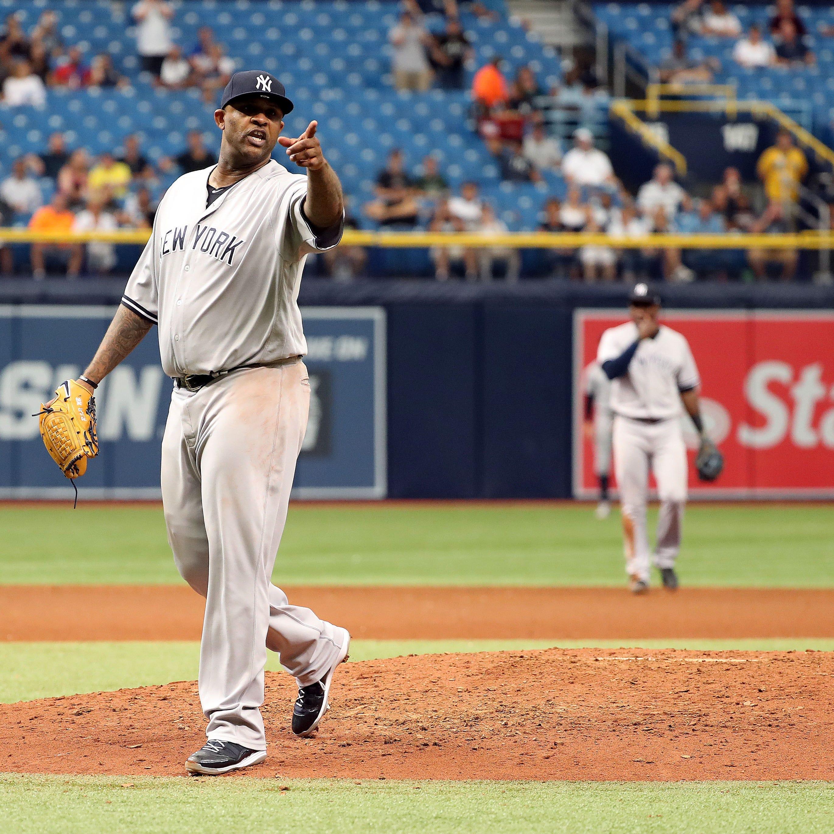 Yankees' CC Sabathia given $500,000 bonus despite September ejection