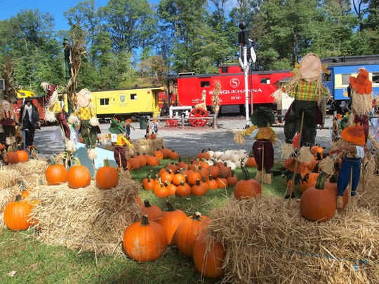 The 18th annual pumpkin picking festival will take place on Oct. 7 at Whippany Railway Museum  in Whippany.
