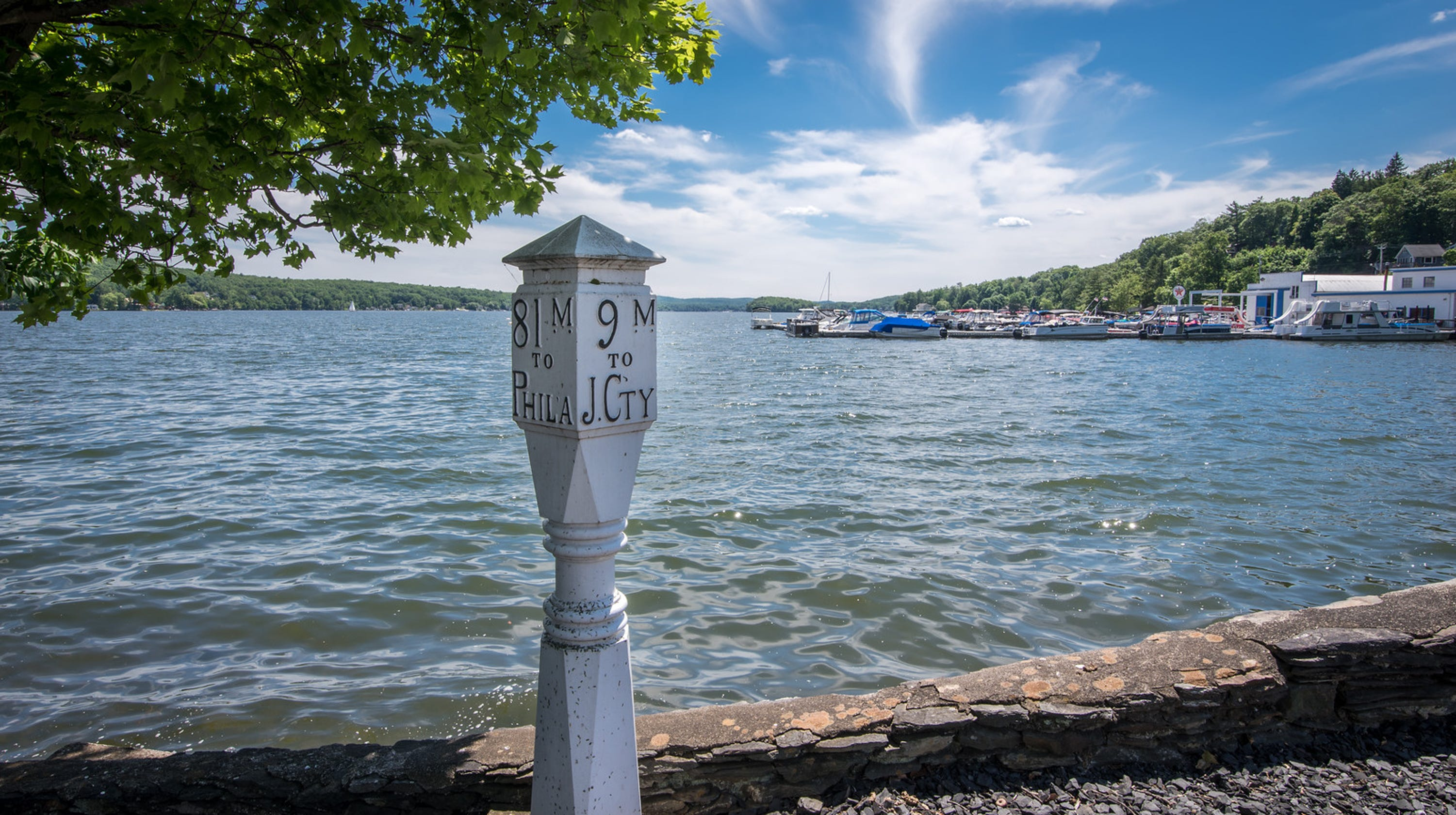 Bacteria in Greenwood Lake are 10 times above health standard