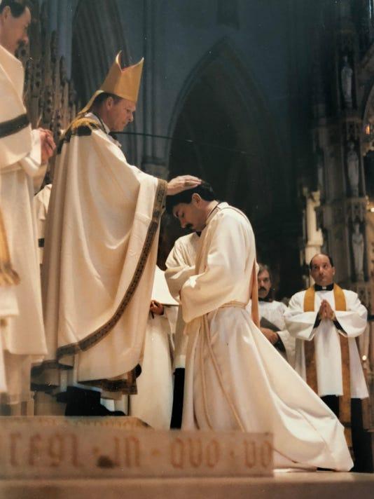 Mr Ordination