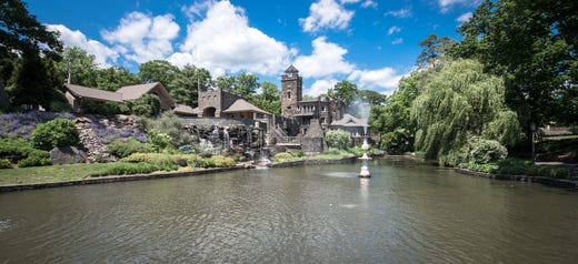 Look Inside Former Ny Yankees Player Greenwood Lake Castle