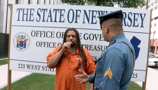 Weedman At Statehouse
