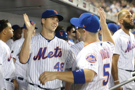 Mlb Atlanta Braves At New York Mets
