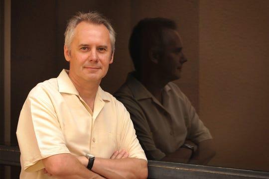 NMSU government professor Neil Harvey