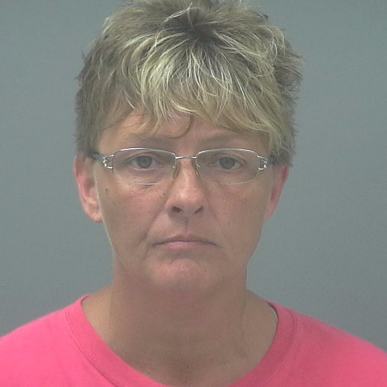 Milton woman accused of hitting partner in the head with bat
