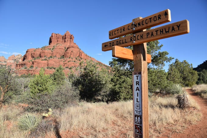 New Sedona Hiking Trail Improves Access To Bell Rock Area