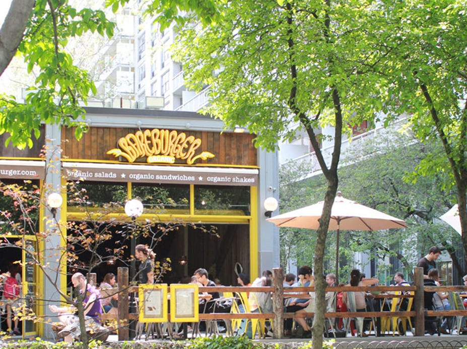 Currently, Bareburger operates more than 40 restaurants including international locations in Dubai, Tokyo and Frankfurt.