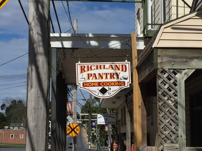 The Richland Pantry was found out of compliance during a recent health codes inspection on Sept. 19.
