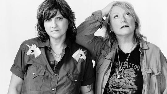 The Indigo Girls come to York Oct. 13.