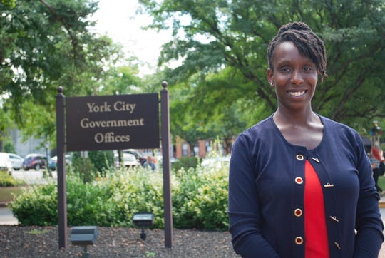 Sandie Walker, York City Councilwoman, received theElected Official of the Year Award.
