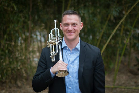 Principal trumpet Nathan Clark will be featured in York Symphony's Eroica concert on Oct. 6.