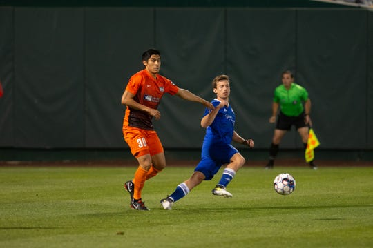 Reno 1868 FC plays Rio Grande Valley FC on Wednesday at Greater Nevada Field in downtown Reno.