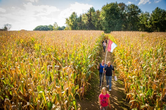Long Acre Farms in Macedon is hosting Columbus Day Fall Fun on Monday, Oct. 8.