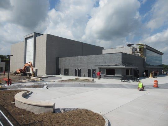 D'Agostino General Contractors worked on the Geneva School District building project.