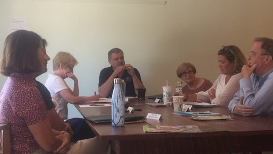 The Eastern Shore of Virginia Tourism Commission met on Wednesday, Sept. 26, 2018 in Onancock, VIrginia.