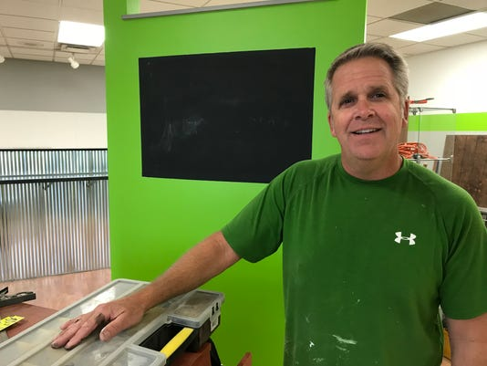 Wave Nutrition owner Dave Hasvold