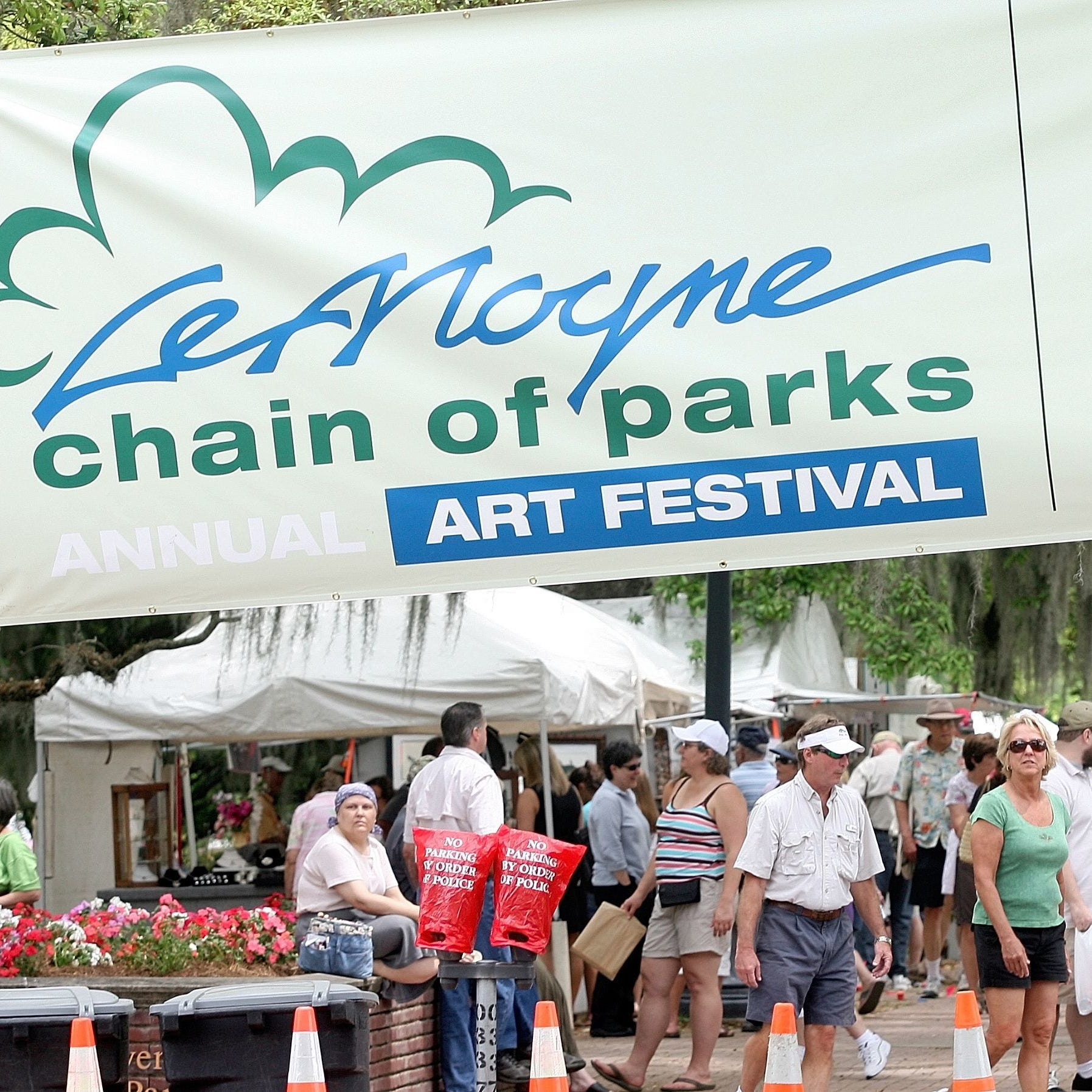 Get thee to a festival: Art in the park, jazz at the museum, sailing at Shell Point