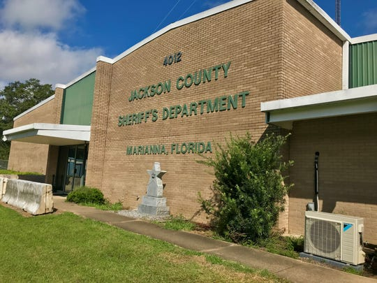 The Jackson County Sheriff's Office in Marianna.