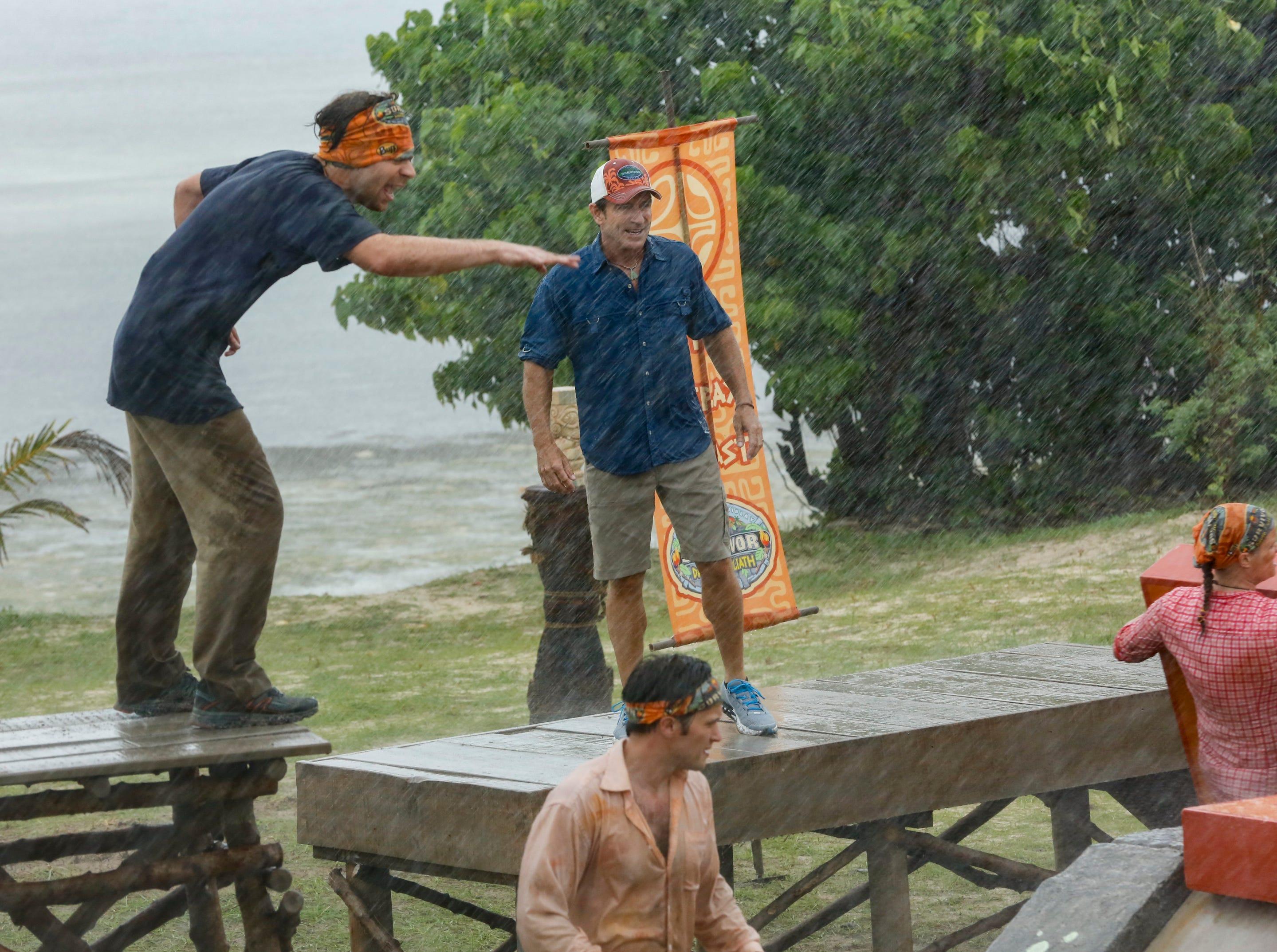 "FAMU-FSU College of Engineering professor Christian Hubicki competes on this season of ""Survivor."""