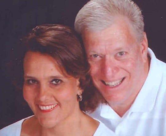 Mary Joe and Blake Hadley