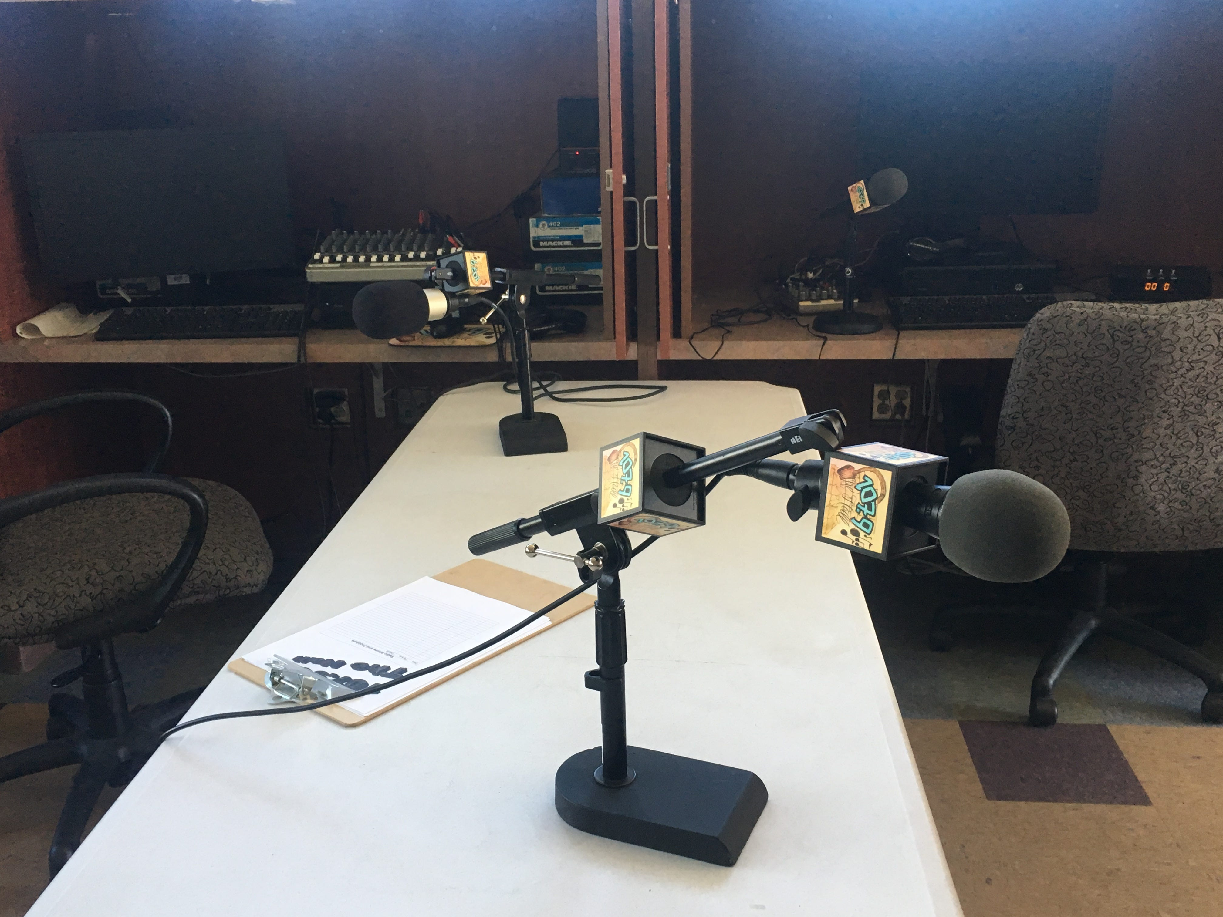 A short-range radio station is one of several skills trade programs for youths at Ventura County Juvenile Hall facility in El Rio.