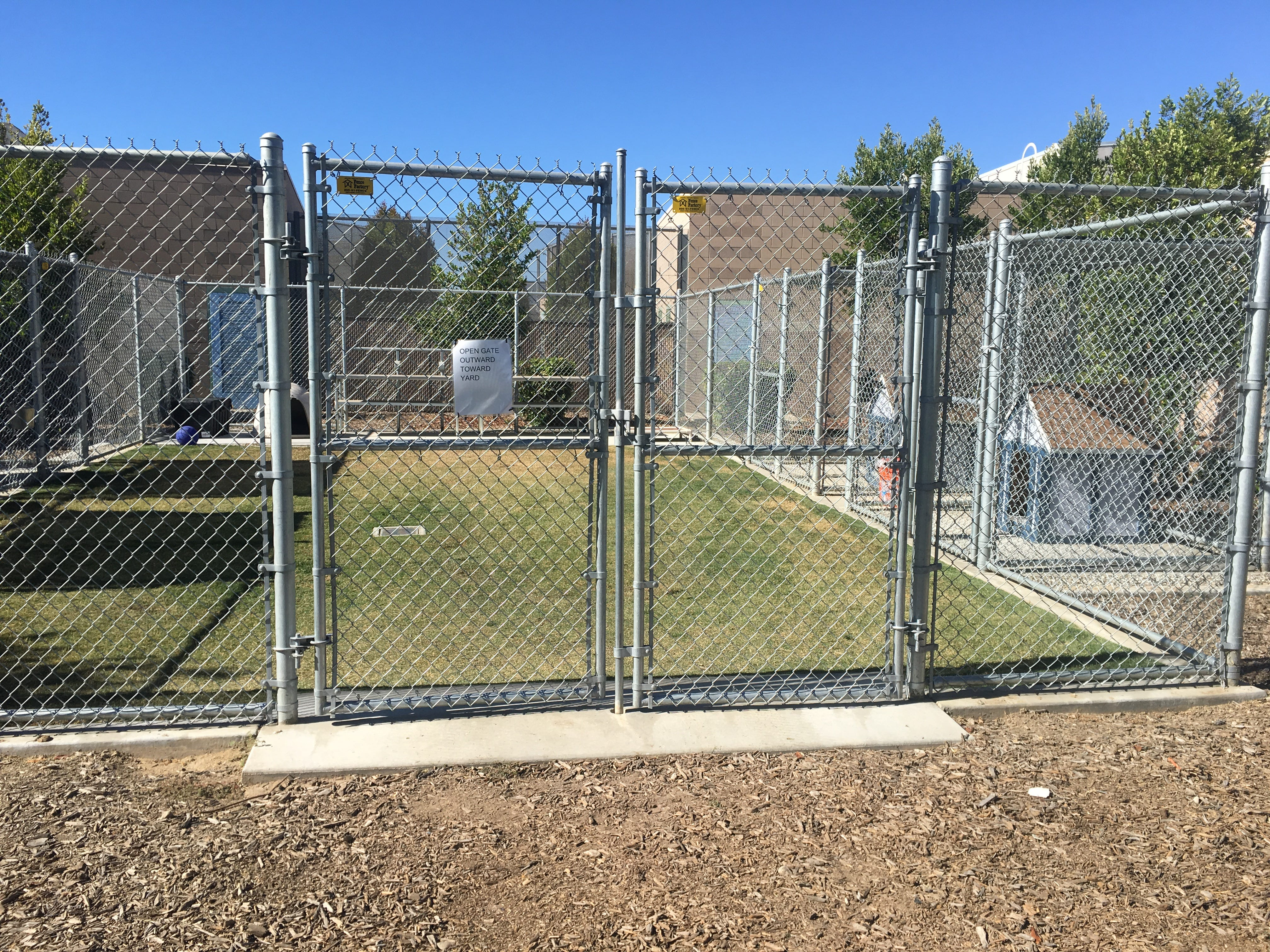 A dog training program began recently at the Ventura County Juvenile Hall facility in El Rio. In addition to several skill trades programs, the facility has received upgrades in recent years to make it less institutional.