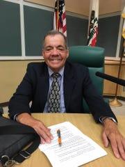 Port Hueneme City Council candidate Richard Rollins