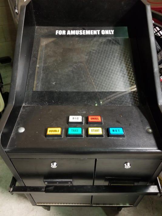 Ox Gaming Machine