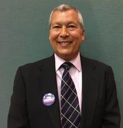 Port Hueneme City Council candidate Steven Gama