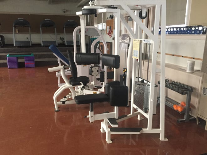 The Vineland Public School District is preparing to open an employee fitness center at the Landis Administration Building.
