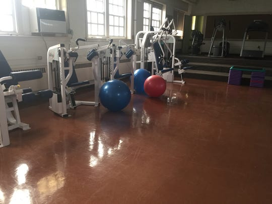 The district invested about $17,000 in gym equipment for a new fitness center to promote wellness among the Landis Administration Building employees that may decrease absenteeism and increase productivity.