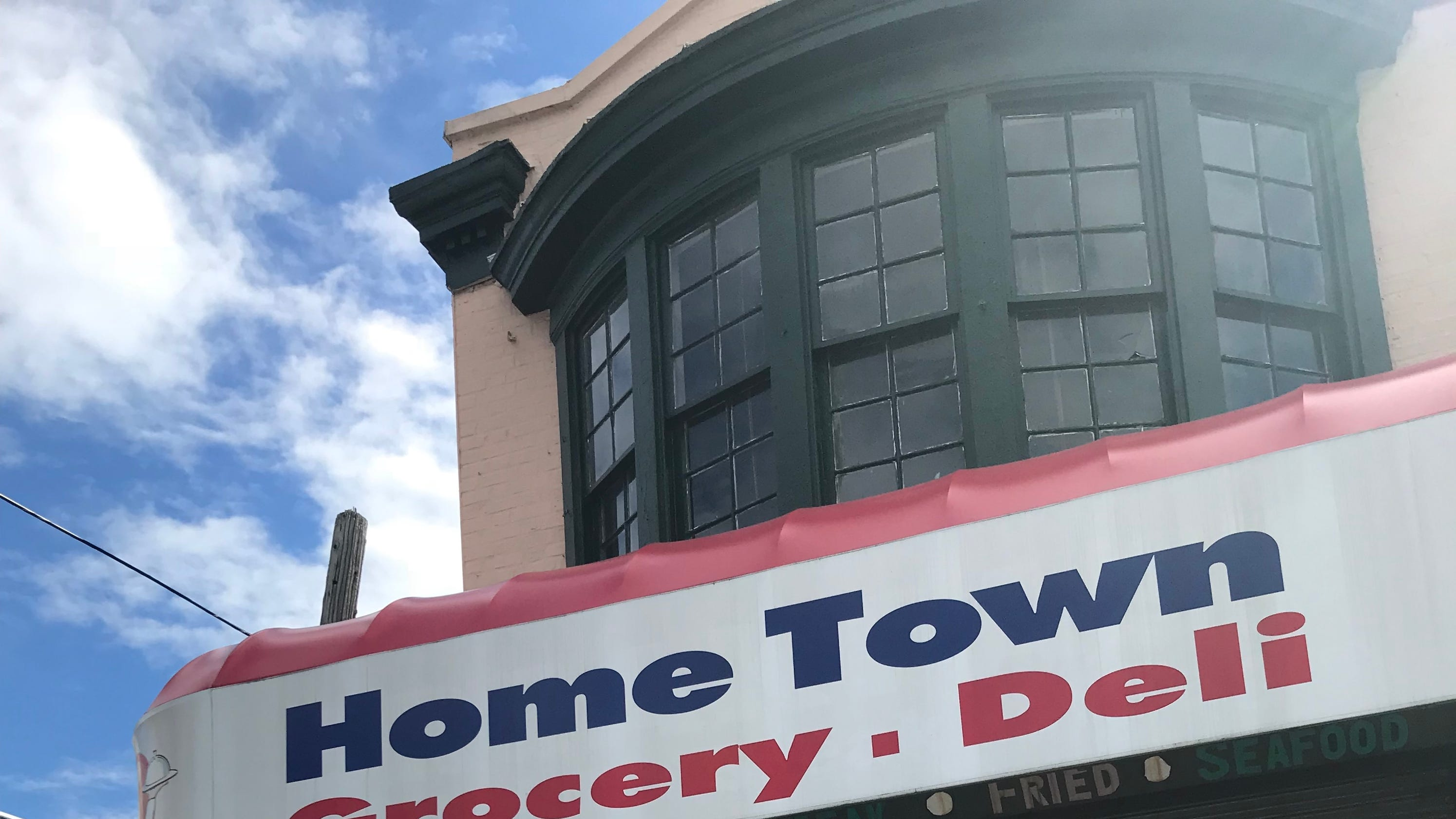 Caved In Roof Mold Cited When Wilmington Market Ordered Closed