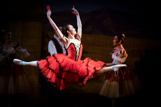 """First State Ballet Theatre presents """"Don Quixote"""" at The Grand this month."""