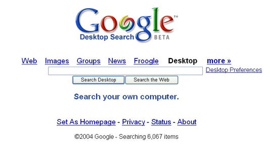 google 20th birthday doodle find easter eggs in these searches