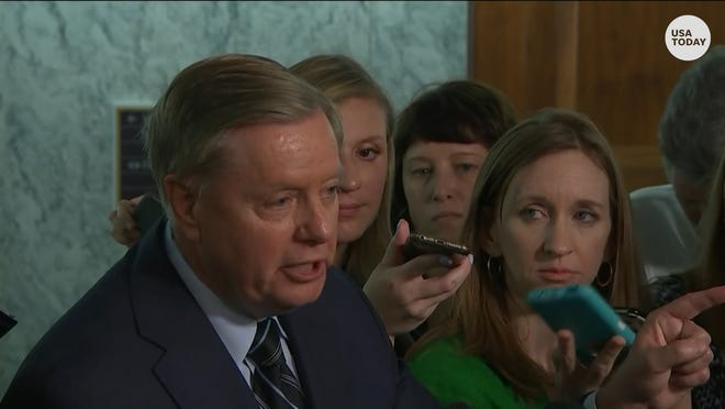 Lindsey Graham rant during recess