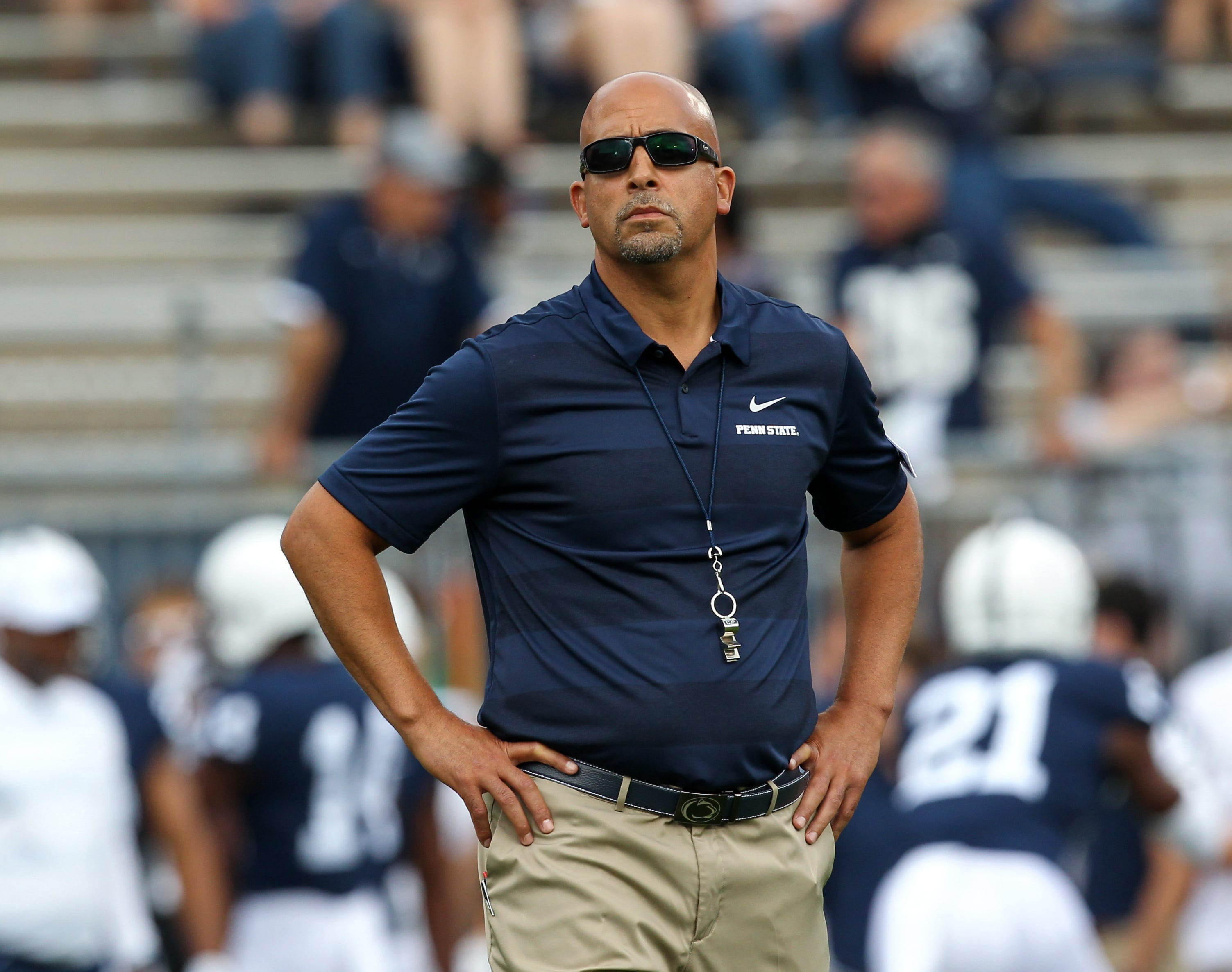 Ncaa Football Appalachian State At Penn State