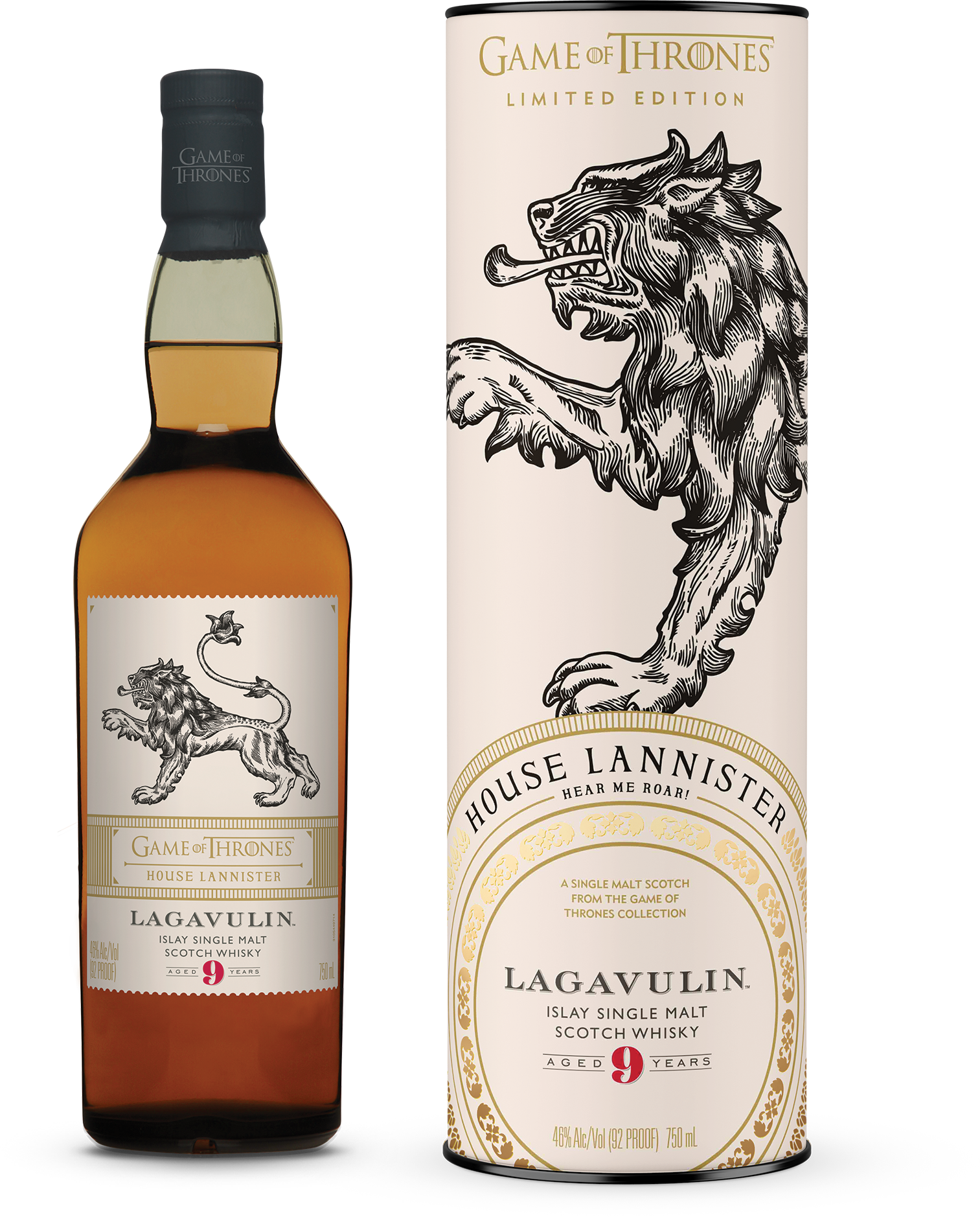 Game Of Thrones Coronated With Limited Edition Scotch Whisky Lineup