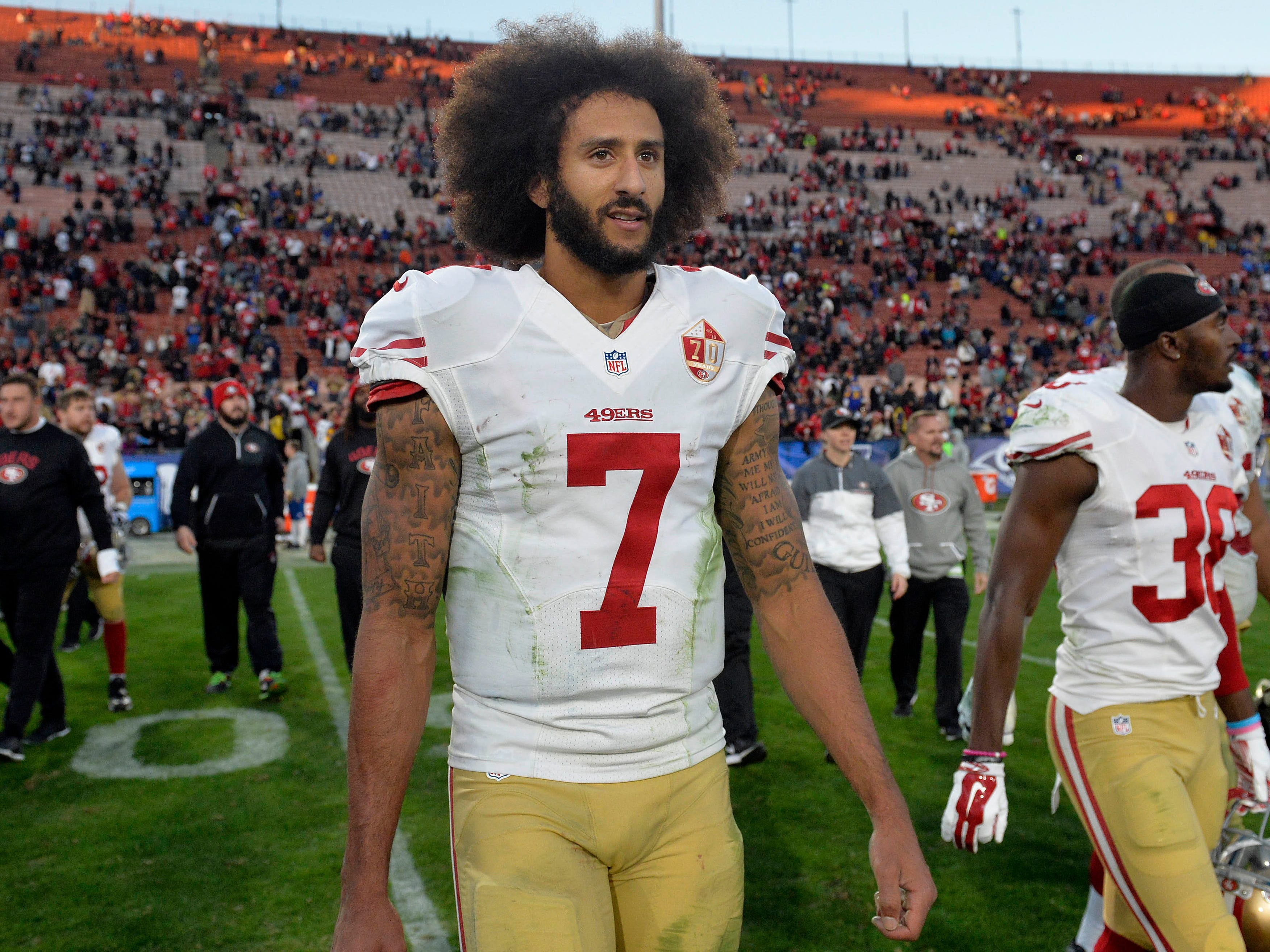 Nike nearly cut ties with Colin Kaepernick months before 'Just Do It' campaign, per report