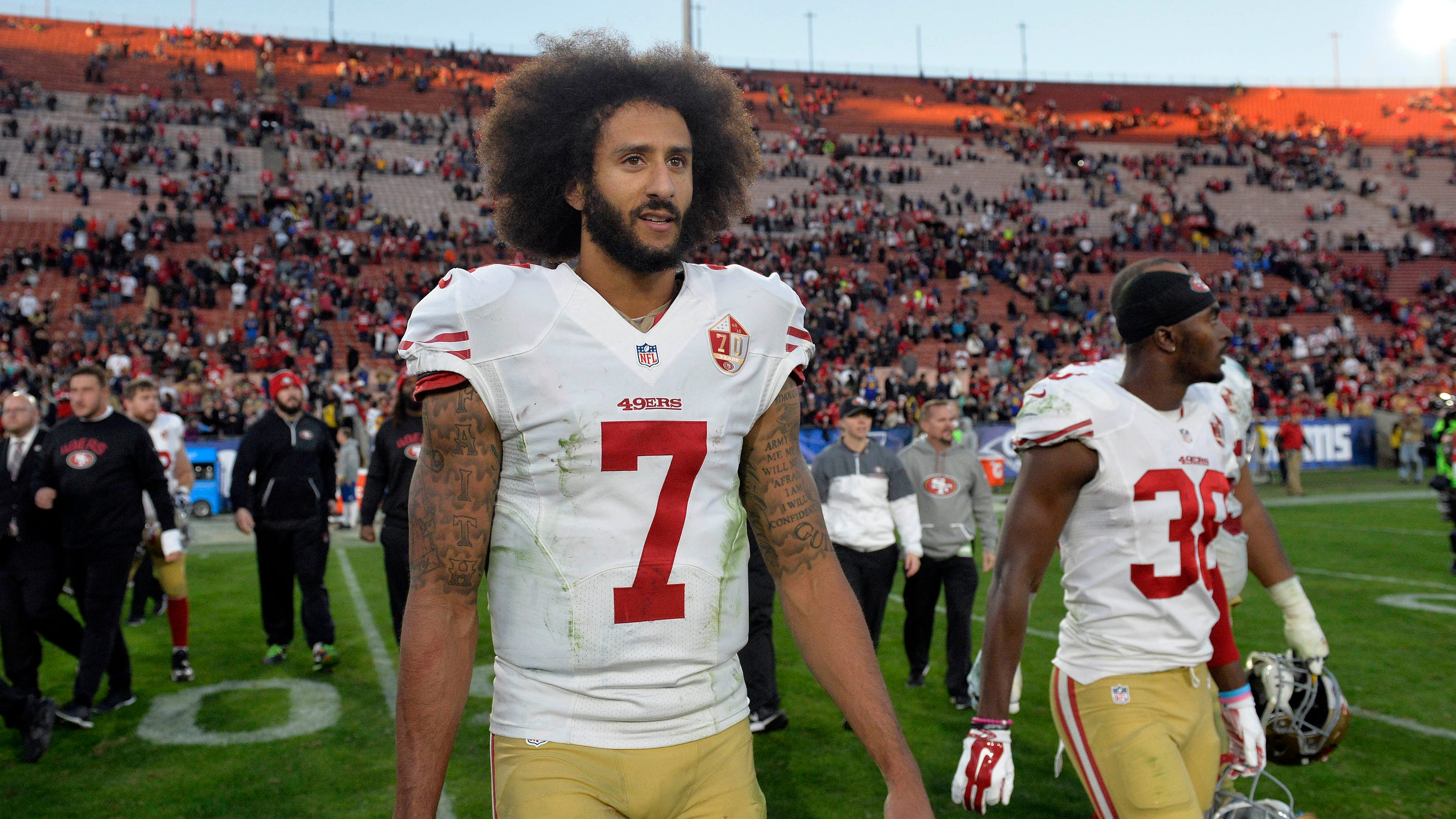 Nike nearly cut ties with Colin Kaepernick months before  Just Do It   campaign 27440eea6
