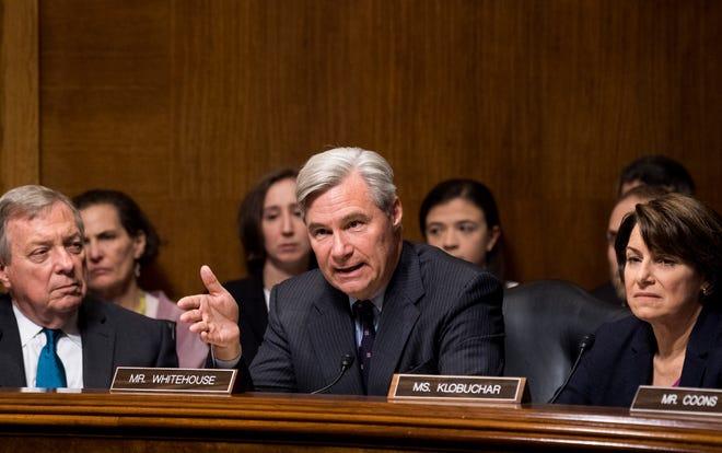 U.S. Senator Sheldon Whitehouse