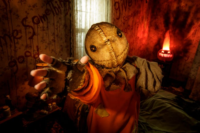 these theme park halloween mazes at will terrify you