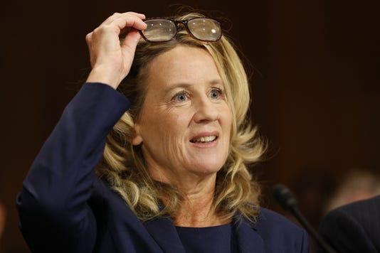 Epa Usa Senate Supreme Court Nominee Hearing Pol Government Usa Dc