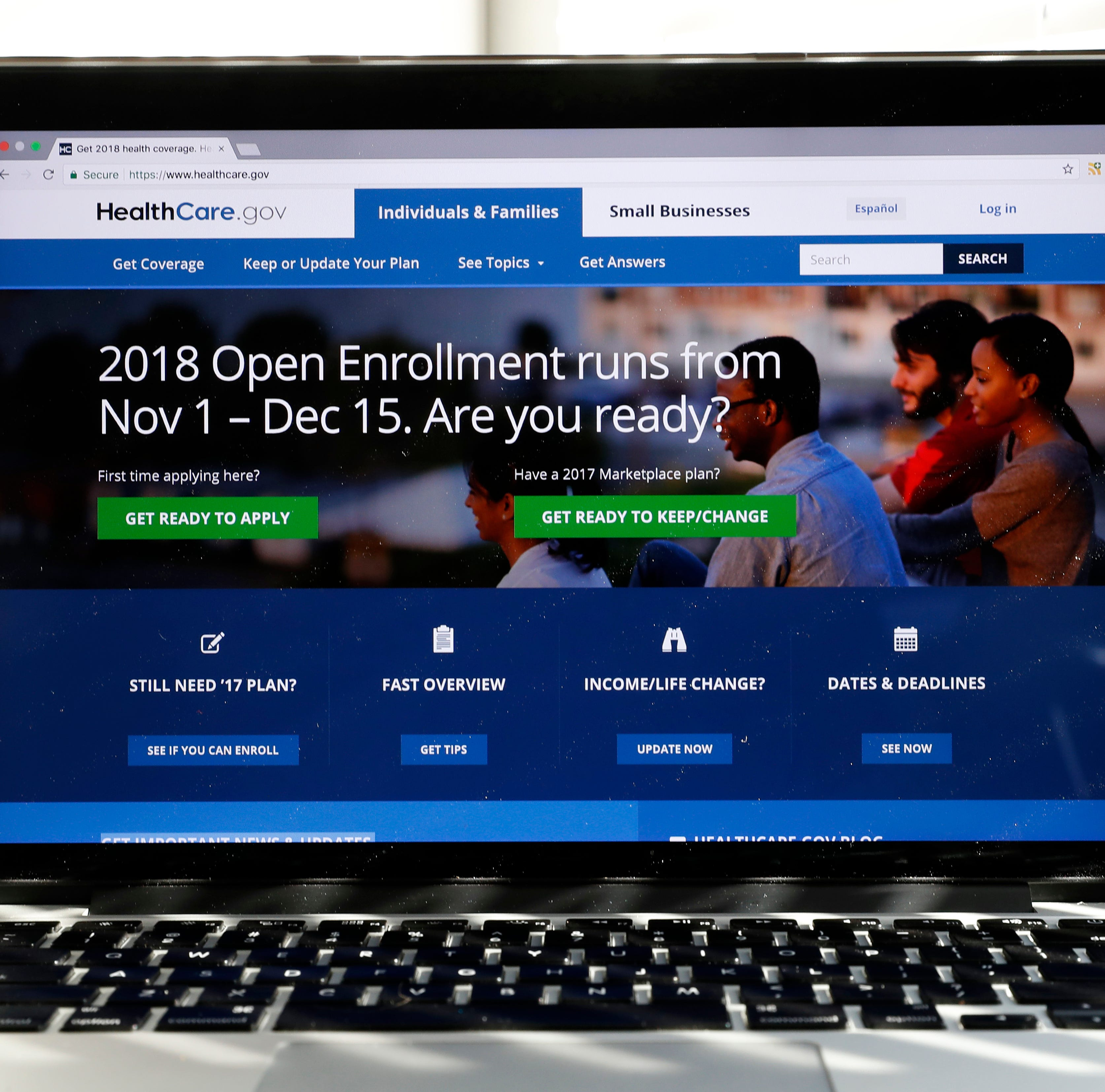 Good news about Obamacare premiums can't hide long-term pain Donald Trump is trying to fix
